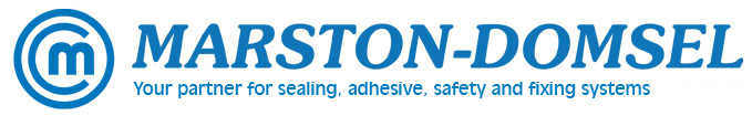 Marston Domsel sealant, adhesive, safety and fixing systems